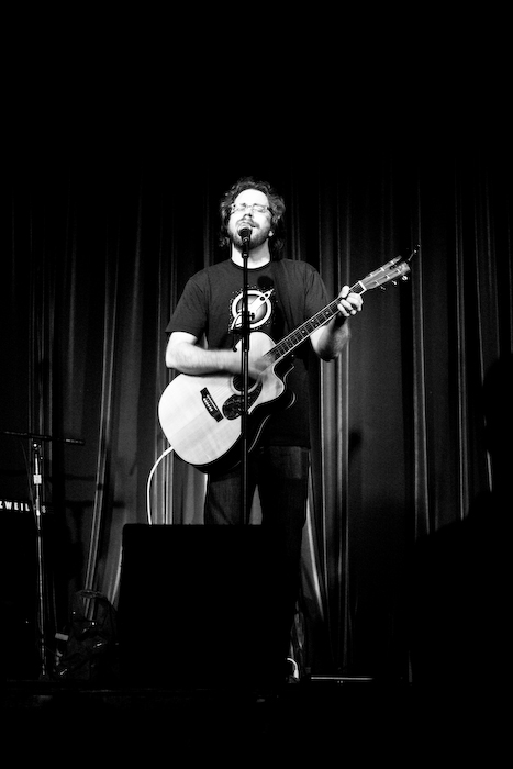 Jonathan Coulton at the Lula Lounge
