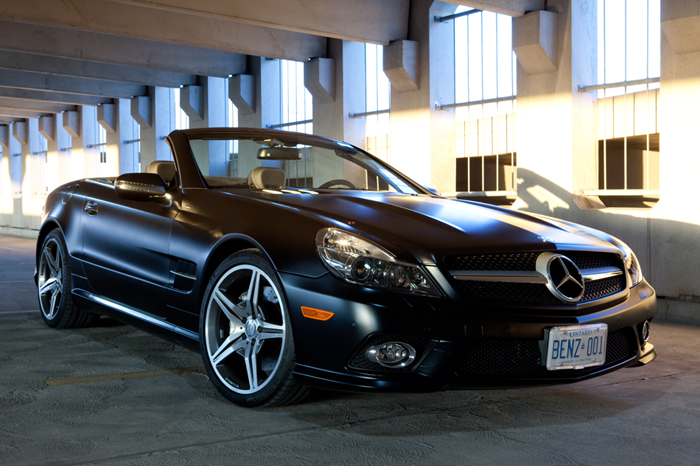 SL550 Night Edition